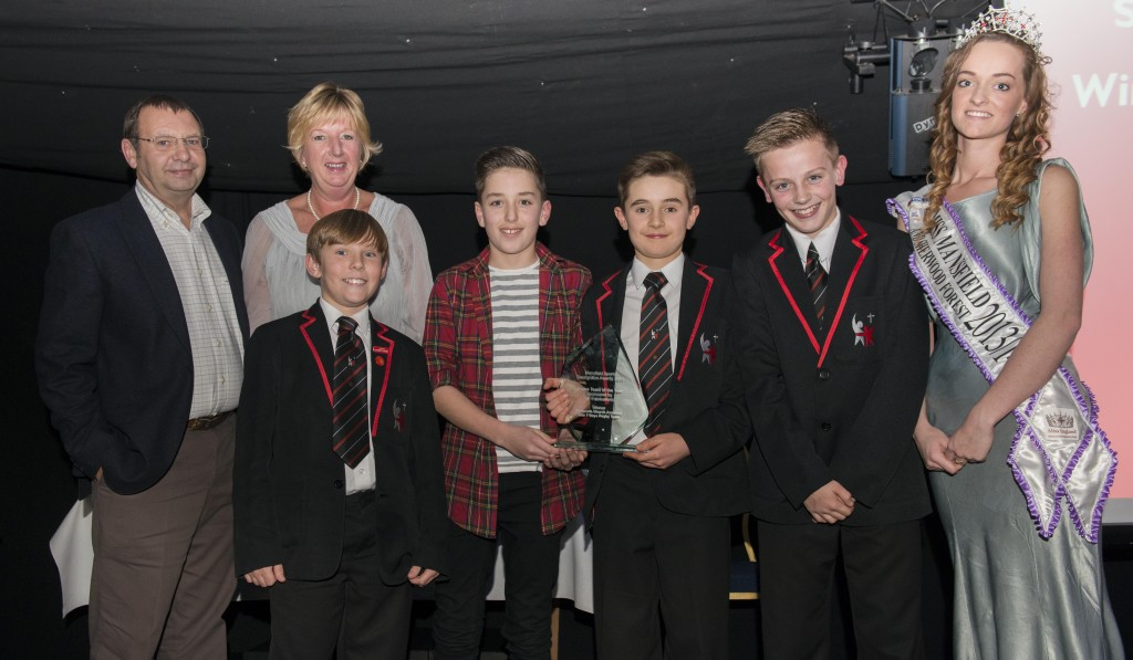 Junior Team of the Year, Samworth Year 7 Boys Rugby Team